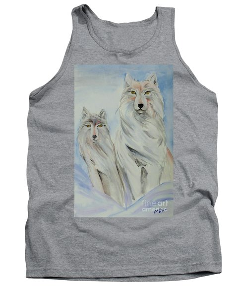 Winter Wolves Tank Top