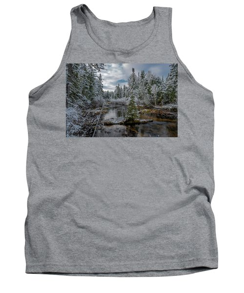 Winter Wonderland Tank Top