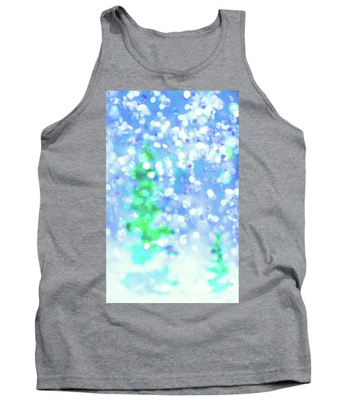 Winter Wonderland Tank Top
