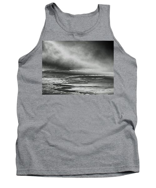 Tank Top featuring the photograph Winter's Song by Steven Huszar