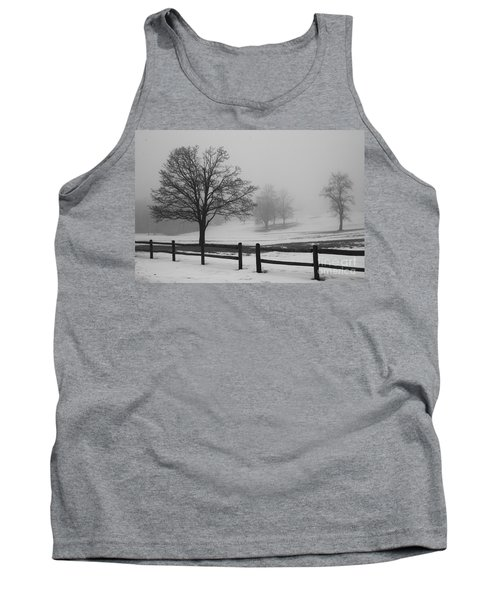 Wintry Morning Tank Top