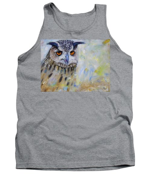 Wise Owl Tank Top