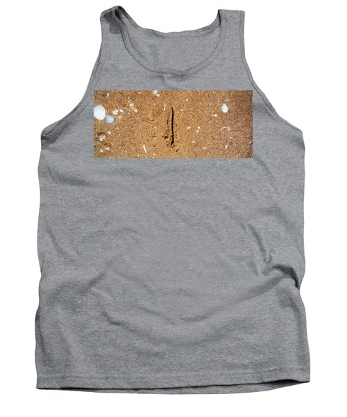 Wish You Were Here Tank Top by Charles Stuart