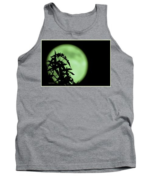 Tank Top featuring the photograph Witching Hour by DigiArt Diaries by Vicky B Fuller