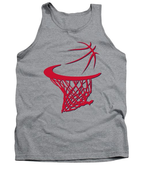 Wizards Basketball Hoop Tank Top