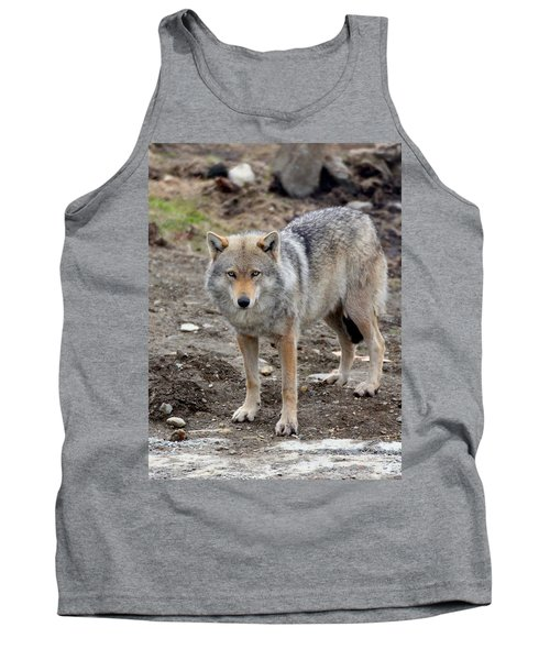 Wolf 2 Norway Tank Top