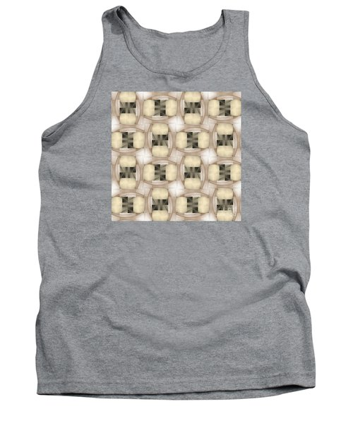 Woman Image Eight Tank Top by Jack Dillhunt