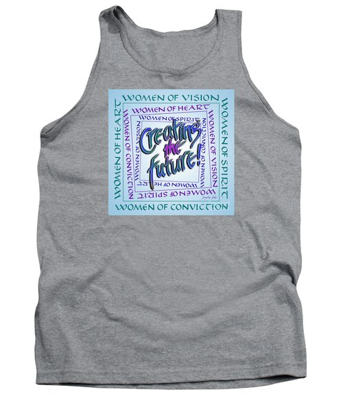 Women Of Vision Tank Top