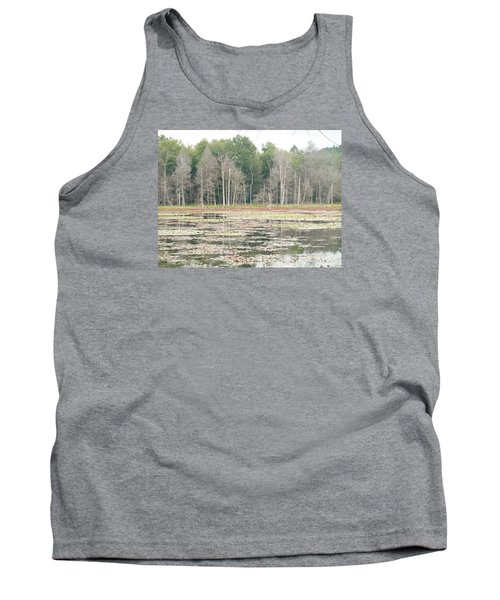 Woodbourne Swamp Tank Top by Christine Lathrop