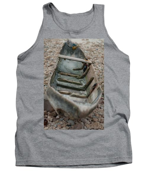 Wooden Boat1 Tank Top