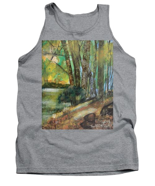 Woods In The Afternoon Tank Top