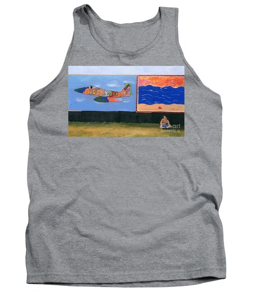 Woodstock 99 Revisited Tank Top