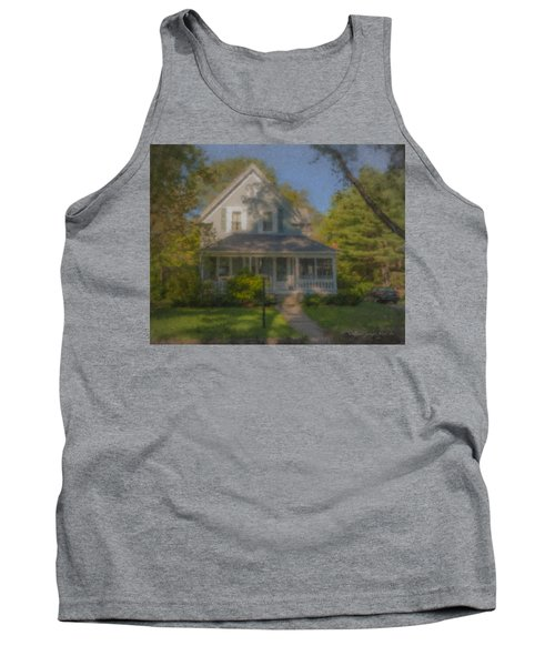 Wooster Family Home Tank Top