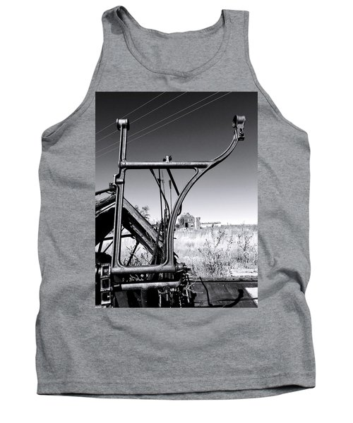 Worked To Death Tank Top