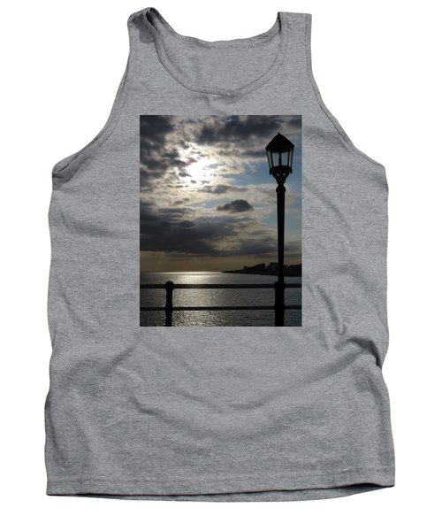 Worthing Seafront From The Pier Tank Top by John Topman