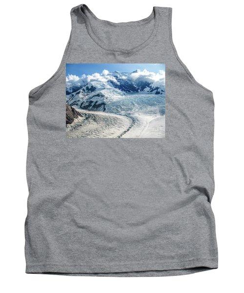 Wrangell Alaska Glacier Tank Top