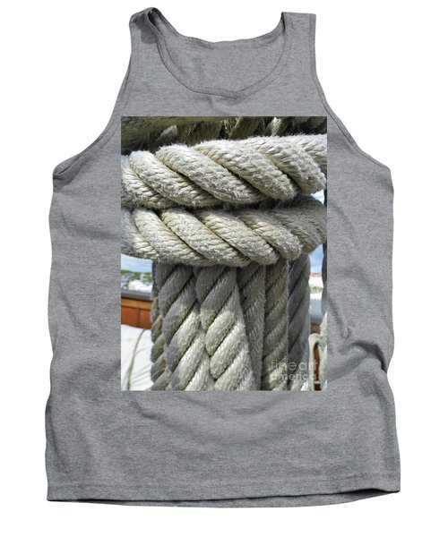 Wrapped Up Tight Tank Top