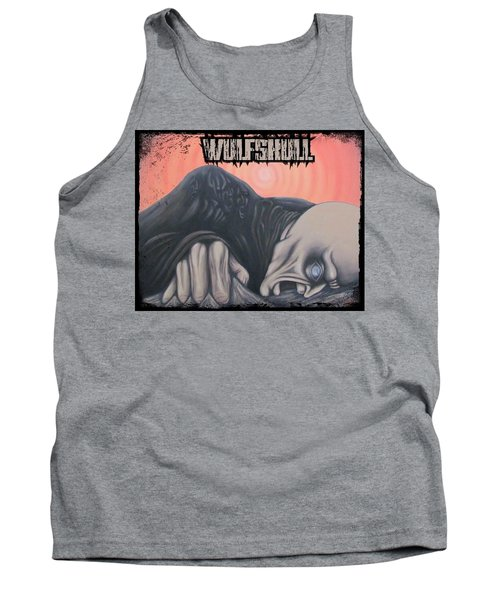 Wulfskull#4 Tank Top