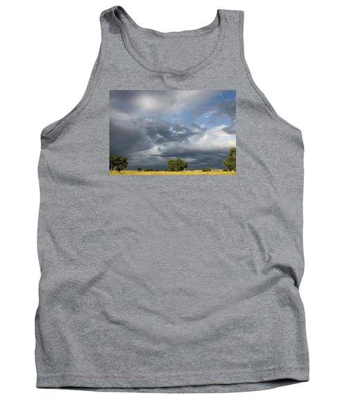 Wyoming Sky Tank Top