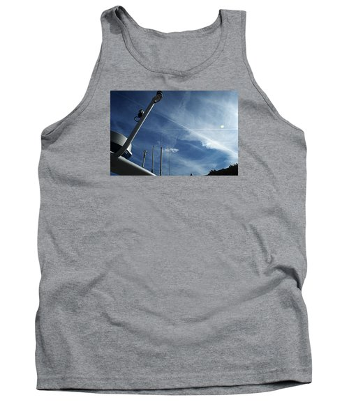 X Marks The Spot Tank Top