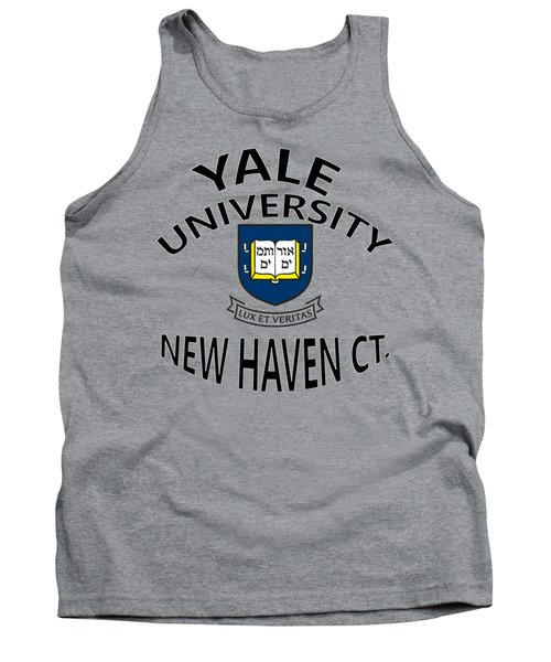 Yale University New Haven Connecticut  Tank Top