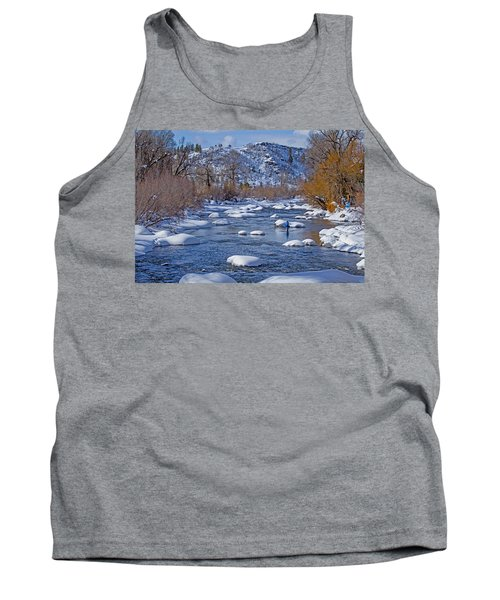 Yampa River Tank Top