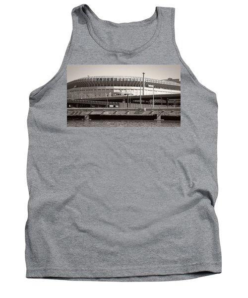 Yankee Stadium    1923  -  2008 Tank Top by Daniel Hagerman