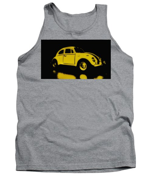 Yellow Bug Tank Top