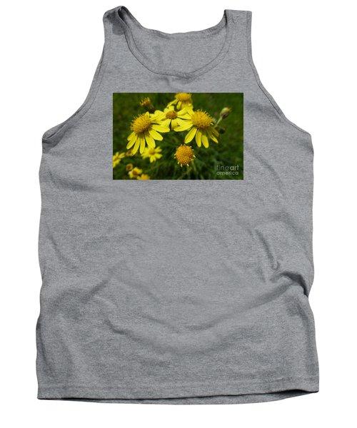 Yellow Daisies 2 Tank Top
