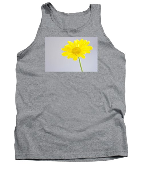 Yellow Drops Tank Top by Shelly Gunderson