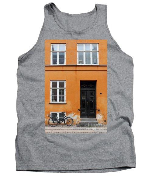 The Orange House Copenhagen Denmark Tank Top