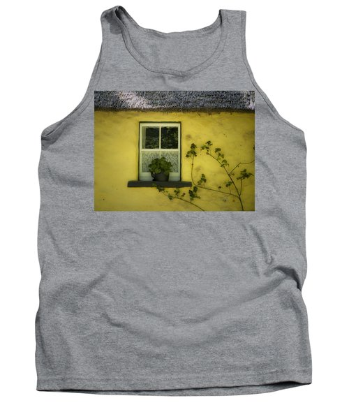 Yellow House County Clare Ireland Tank Top