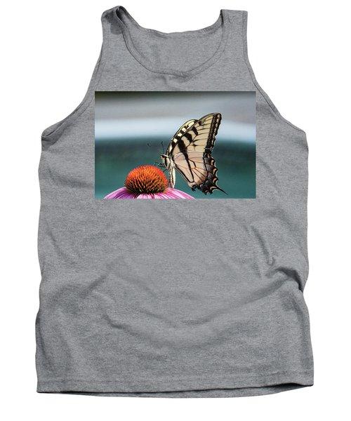 Yellow Swallowtail II Tank Top
