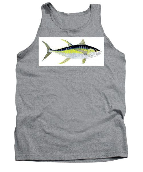 Yellowfin Tuna Tank Top