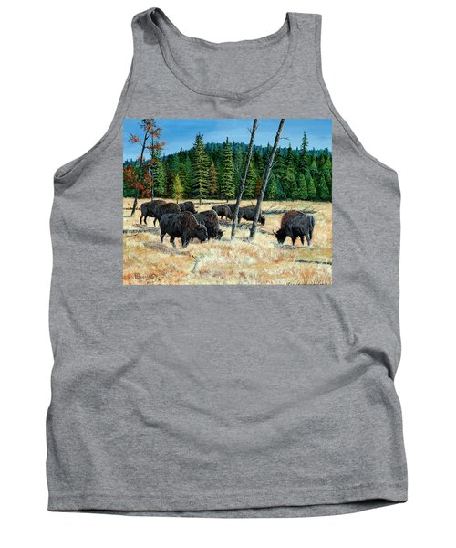 Yellowstone Grazers Tank Top