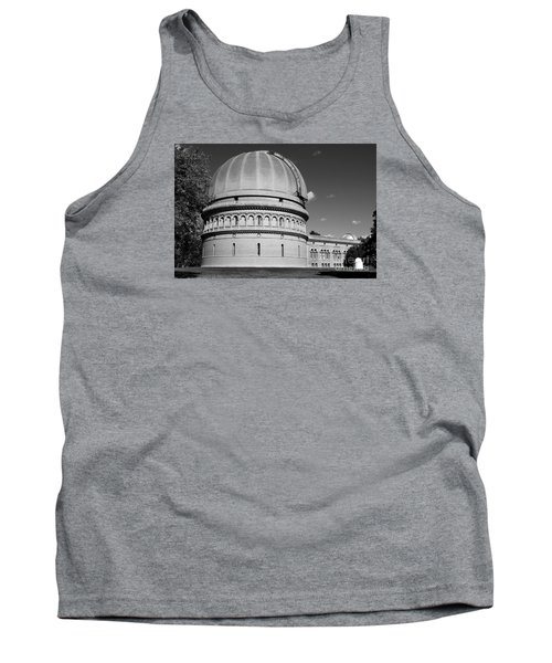 Tank Top featuring the photograph Yerkes Observatory  by Ricky L Jones