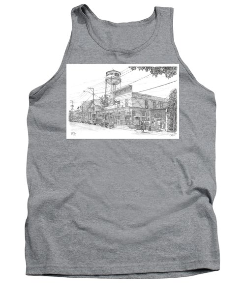 Yesterday Today Tank Top by Doug Kreuger