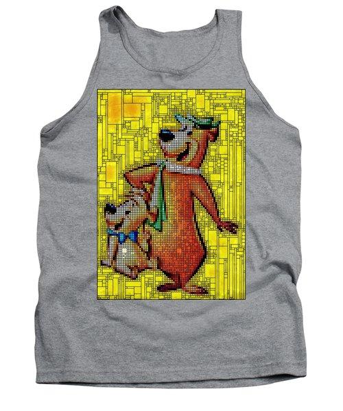 Yogi And Boo Boo Tank Top
