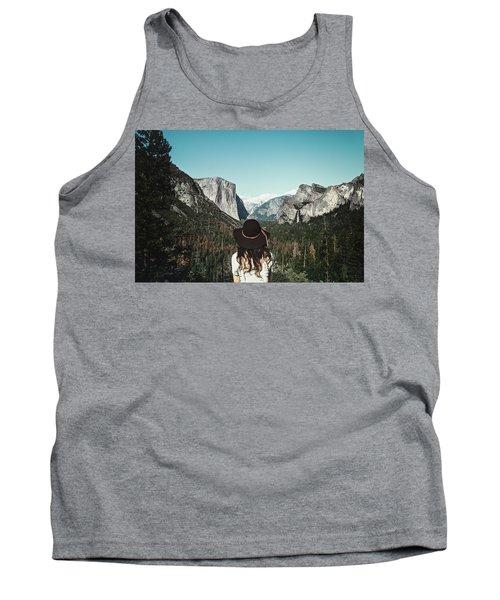 Yosemite Awe Tank Top