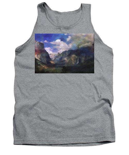 Yosemite H2o Color Tank Top