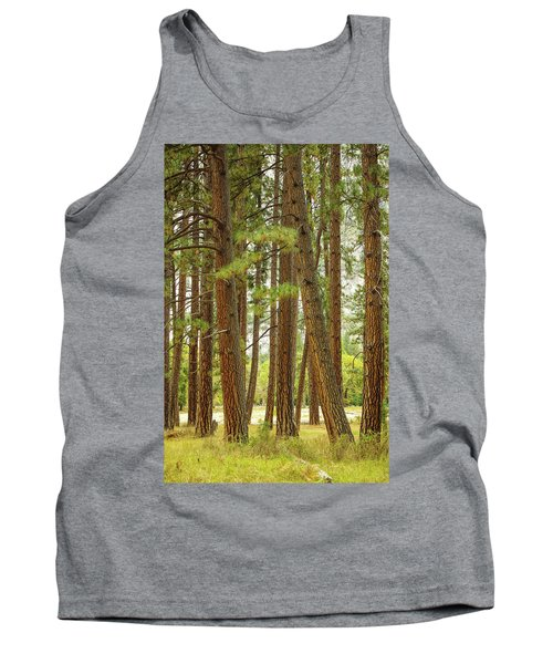 Tank Top featuring the photograph Yosemite by Jim Mathis
