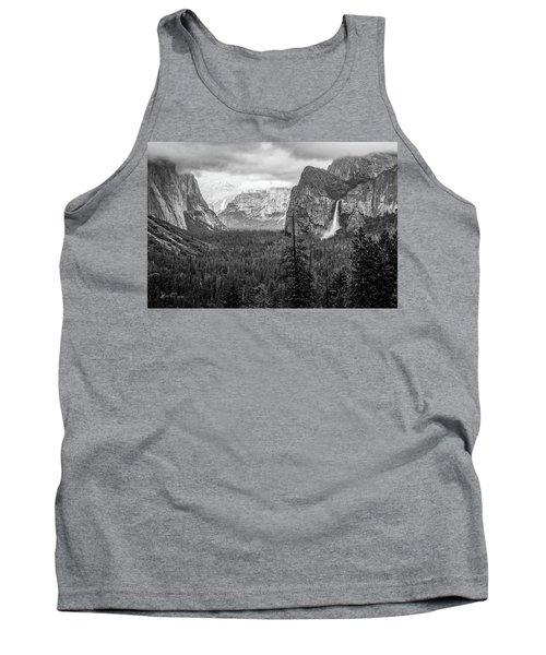 Yosemite View 38 Tank Top