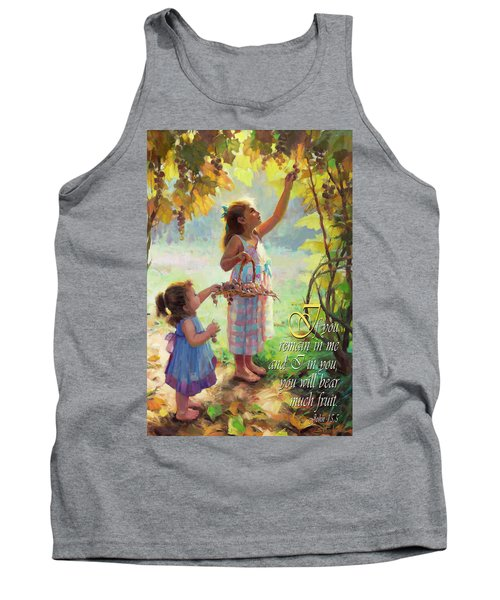 You Will Bear Much Fruit Tank Top
