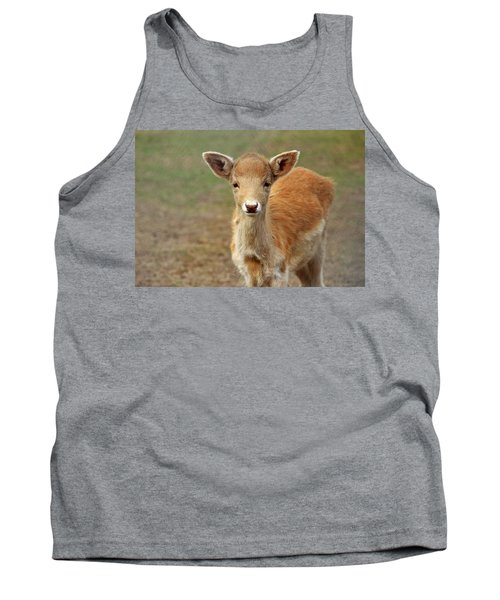 Young And Sweet Tank Top