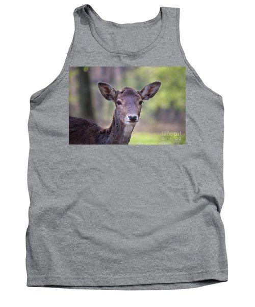 Young Deer Tank Top