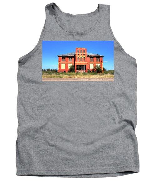 Yoyah School House Tank Top