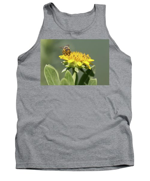 Yumm Pollen Tank Top by Christopher L Thomley