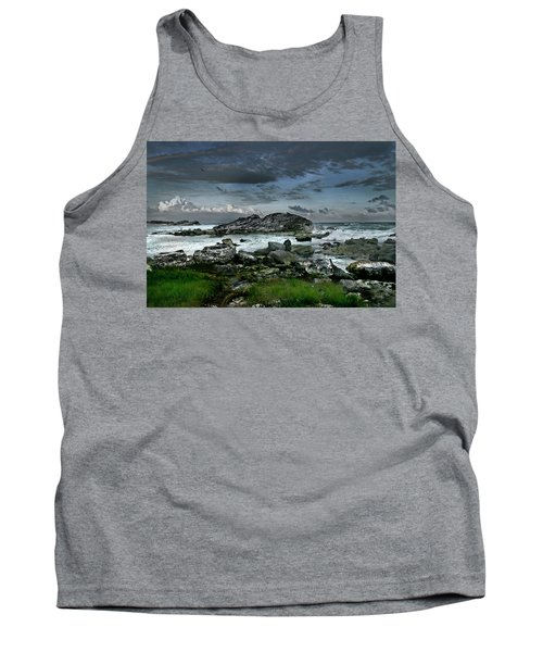 Zamas Beach #14 Tank Top