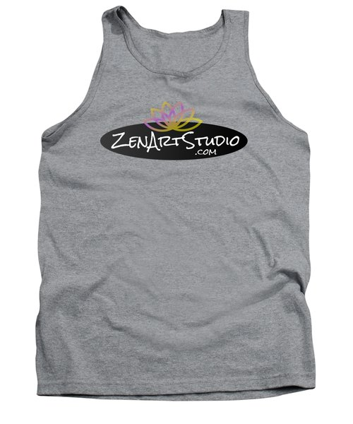 Zen Art Studio Logo Tank Top
