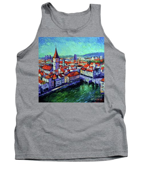 Zurich View Tank Top